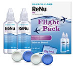 ReNu MPS Flat Bottle 240ml